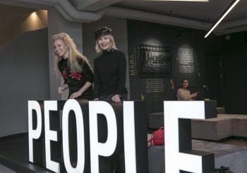 Открылся крупнейший коворкинг Прибалтики People Work