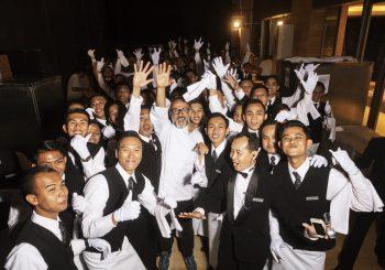 #party. С балийским размахом