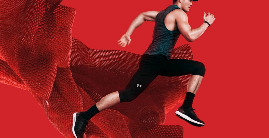 #спорт. Кроссовки, возвращающие энергию