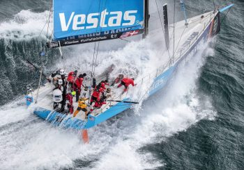 Volvo Ocean Race. Время поднимать паруса