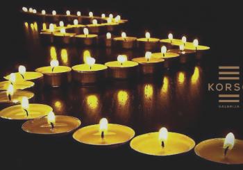 Пусть горят свечи
