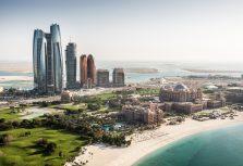 По прямой в Абу-Даби