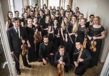 #концерт. Выступления оркестра музыкальных академий Балтии