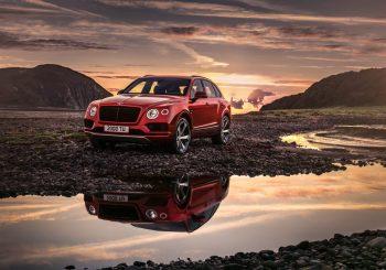 #авто. Все, что вы не знали о Bentley Bentayga V8