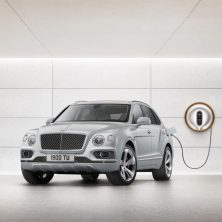 #авто. Bentley Bentayga — революционный гибрид