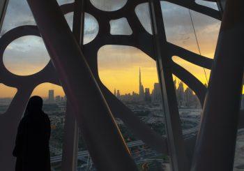 #достопримечательность. Дубайская Рамка — повод для поездки