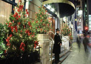 The Ritz London готовится к празднику