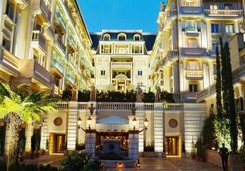 #Монако. Специальные предложения отеля Metropole Monte-Carlo