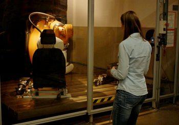 Робот вместо человека