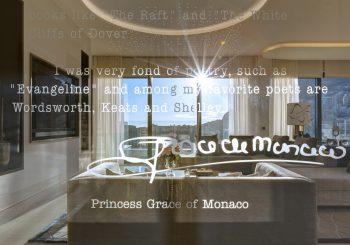 #роскошь. В Монако новый Suite, названный в честь Грейс Келли