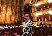#балет. Лита Бейрис: «Мне нравится удивлять и открывать для людей все многообразие танца»