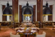 #Париж. Гастрономический перформанс от Ruinart и ресторана Matsuhisa Paris