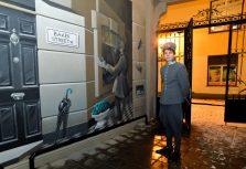 #отель. В Старой Риги открылся арт-отель Sherlock