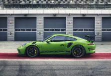 #Porsche. 911 GT3 RS: еще легче, еще быстрее