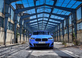 #weekend. BMW X2 — народная премьера в Сигулде
