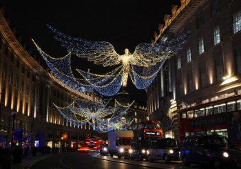 #Рождество. За сказкой в Лондон