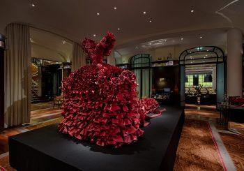 #выставка. Модный Париж в объективе