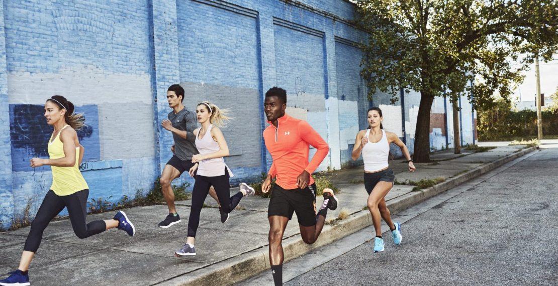 Инновационная обувь для бега