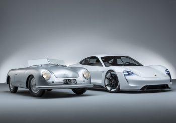 #авто. Спортивным Porsche 70 лет