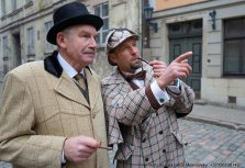 #музей. Шерлок Холмс приглашает