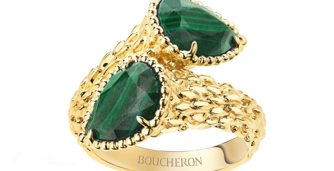 Boucheron. Воскрешение богемной змеи