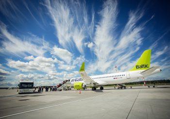 AirBaltic. Чем дальше, тем больше