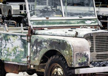 #авто. Найден первый Land Rover