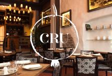 Таллинн. Ресторан высокой кухни CRU