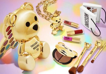 Moschino x Sephora. Make up по полной