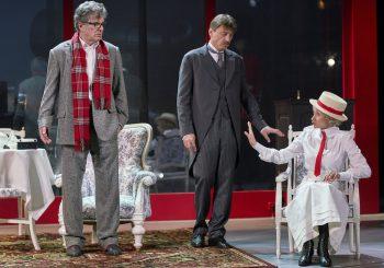 Новый «Пигмалион»: европейская премьера в Риге