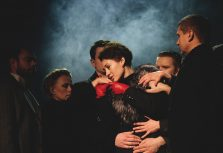 «Русский роман» в латвийских театрах
