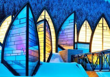 #Швейцария. Горы — это не только лыжи