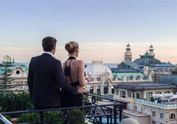 #Монако. Праздничные коллаборации отеля Metropole Monte-Carlo