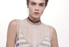 #косметичка. Кара Делевинь: новое лицо Dior
