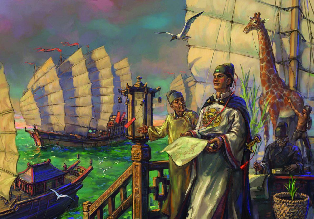 Цифровековье Китая: император снова повелел закрыться и экономить (как в 1424