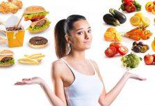 Вместо диеты – более здоровые отношения с едой