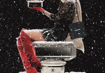 Рождественское настроение Chanel в исполнении Жана-Поль Гуда