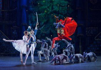 Подарок от звезд Московского балета –  представление «Щелкунчик»