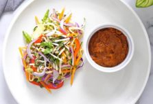 Рецептами веганских блюд делится группа Avani Hotels & Resorts