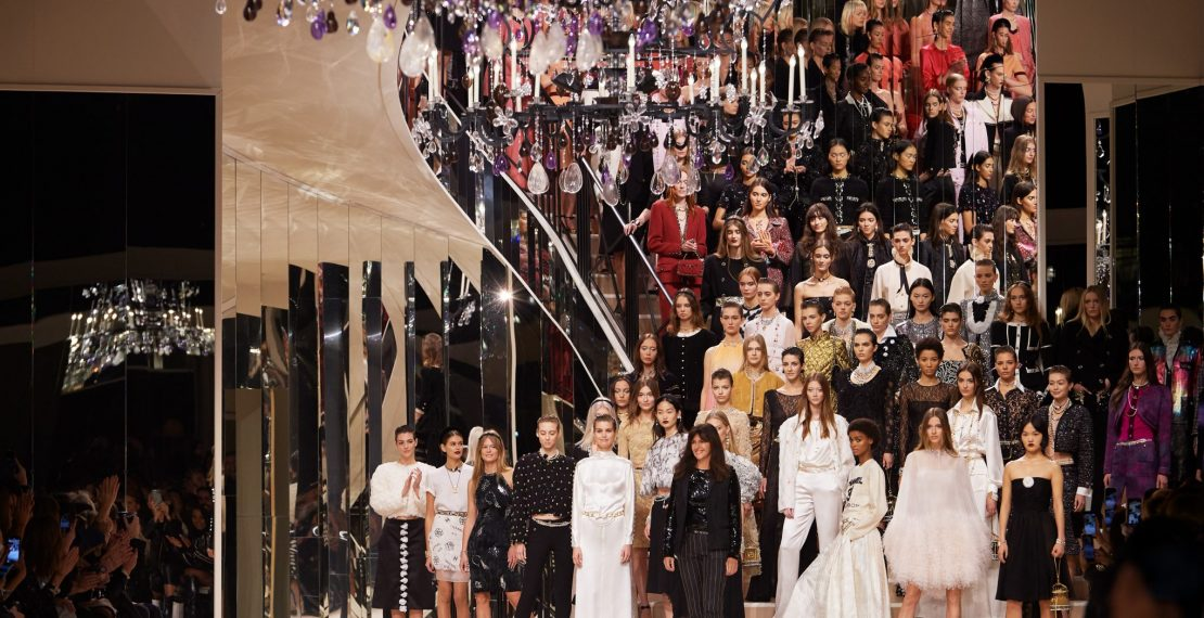 Chanel Métiers d'art 2020