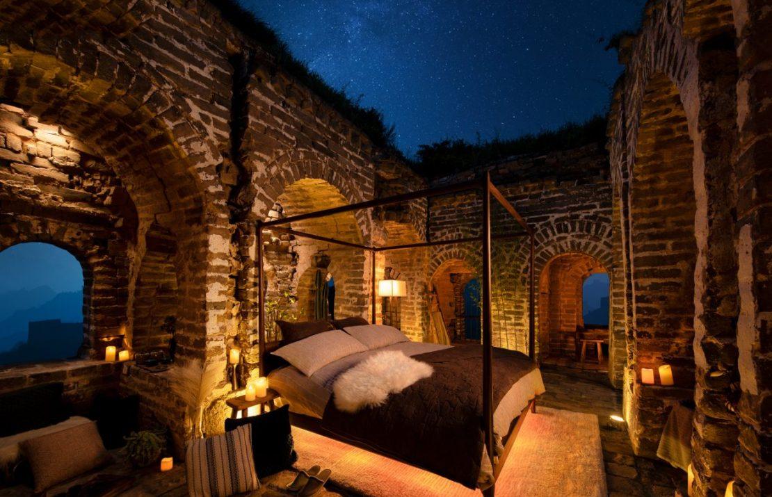 Airbnb впервые в истории предлагает провести ночь в Великой Китайской стене