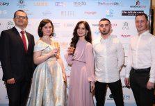 Вручена вторая премия THE MOSCOW LIFE & BUSINESS AWARDS
