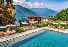 Grand Hotel Tremezzo воплотил мечту великого повара, открыв ресторан на озере Комо