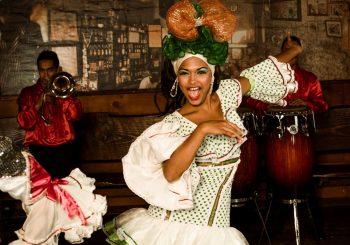 В Риге зазвучат зажигательные кубинские ритмы
