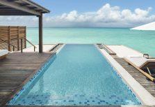 8 марта на в Fairmont Maldives Sirru Fen Fushi