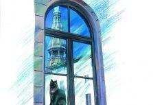 Сказки о Старой Риге: книга Александра Никишина «Золотой Гульден»