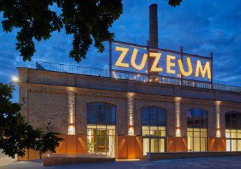 Zuzeum — новый арт-центр в Риге, где поселилась коллекция Зузансов