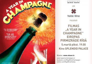 Riga Wine Champaine