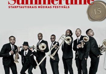Авторы саундтрека к «Голодные игры» выступят на фестивале Summertime в Юрмале