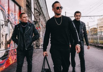 Популярный российский рэпер St1m выступит на рижском турнире Ghetto Fight